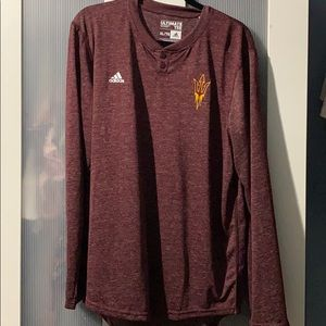 Adidas Long Sleeve ASU shirt